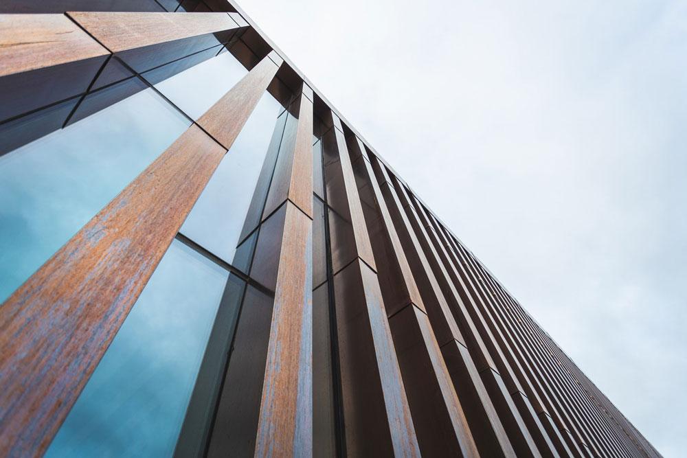 PRP toteuttaa tyylikkäät rakennuslistat