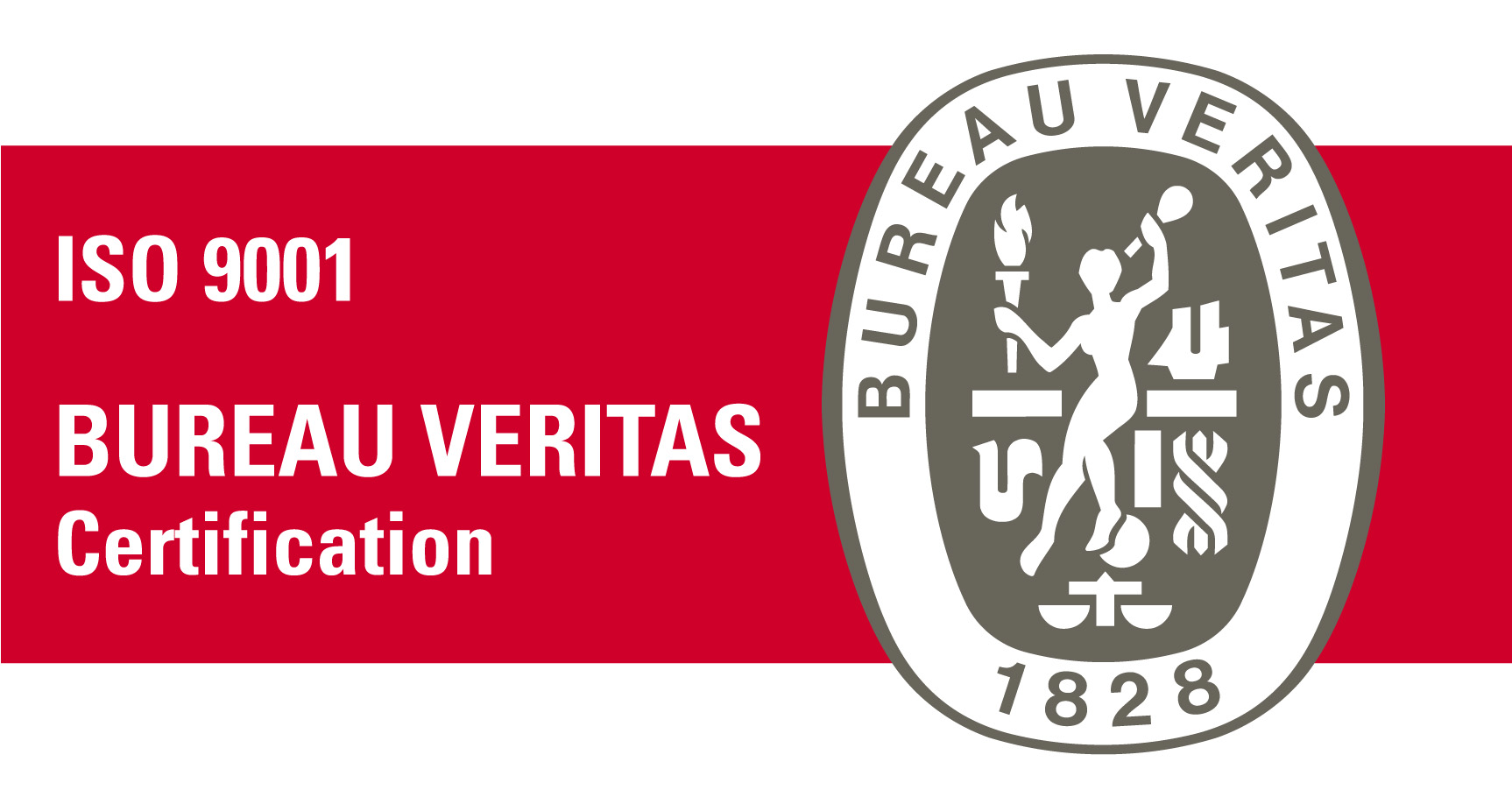 PRP:n johtamisärjestelmäsertifikaatin logo
